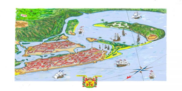Contexto Histórico de Cartagena de Indias – I