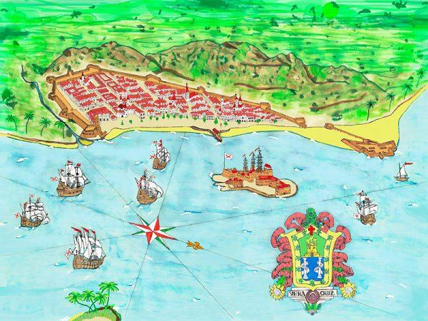 Contexto Histórico de Veracruz – IV
